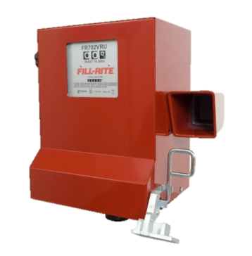 Fill Rite FR702VRGU 220 VAC Compact Cabinet Pump with Universal Nozzle Boot