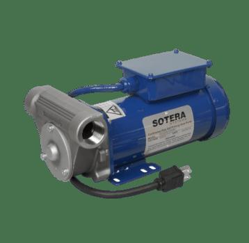 Fill Rite FRSA120800N 115VAC DEF SS Rotary Vane Pump, NPT