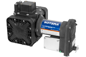 Fill Rite SS415BEXPX670 12VDC Diaphragm Pump with Explosion Proof Motor