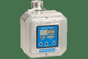 """GPI DR 5-30-6N 3/4"""" Digital Fuel Meter"""