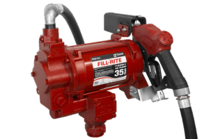 Fill Rite FR310VB 115/230VAC High Flow Pump with Automatic Nozzle