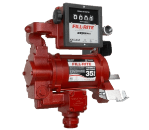 Fill Rite FR311VLN 115/230VAC Pump with 901CL Liter Meter