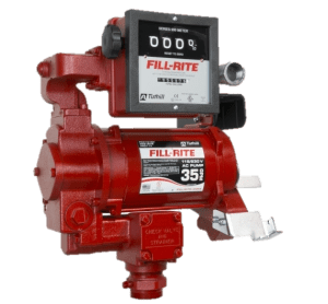 Fill Rite FR311VN 115/230VAC Pump with 901C Meter