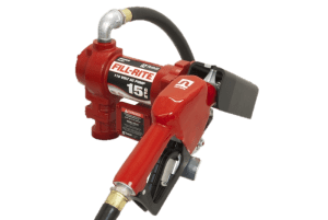 Fill Rite FR610GA 115 Volt AC Pump with Automatic Nozzle