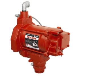 Fill Rite FR713V 115V AC Pump for use with AST Remote Dispensers
