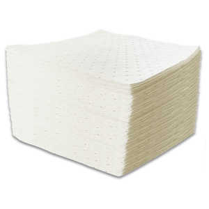 Ram Oil Only 15″ X 18″ Medium Weight Absorbent Pads, 100 ct Bundle