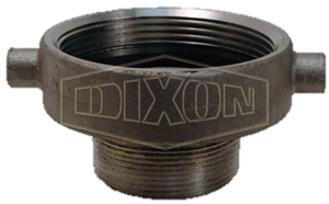 "Dixon 3"" X 2"" Aluminum Tank Transport Reducer"