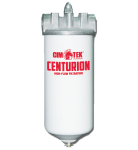 CimTek Centurion Single Canister Filter Housing