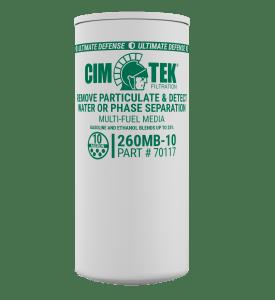 "Cimtek 260MB-10 3/4"" Ethanol Monitor Filter"