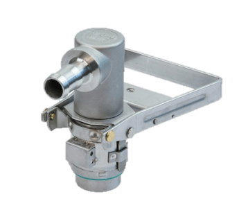 Fill Rite Micro Matic® Stainless Steel RSV Coupler