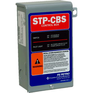 FE Petro STP-CBS Standard Single-Phase Control Box