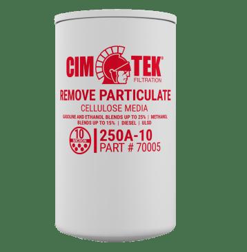 """CimTek 250A-10 Series 1"""" Pariculate Filter"""