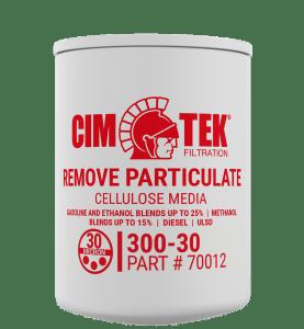 """CimTek 300-30 3/4"""" Particulate Filter"""