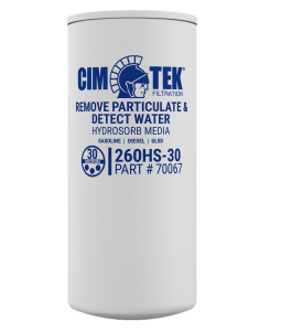 CimTek 260HS-30 Hydrosorb Water Stop Filter