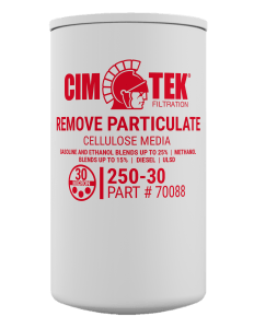 "CimTek 250-30 3/4"" Particulate Filter"