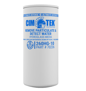 CimTek 260HG-10 Hydroglass Water Stop Filter