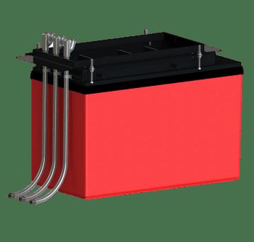 Bravo B-8000 Narrow Deep SingleWall Dispenser Sump