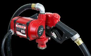 Fill Rite NX3210B Series nextec Continuous Duty Pump, Hose and Nozzle