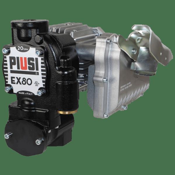 PIUSI EX80 120VAC 20GPM Fuel Pump