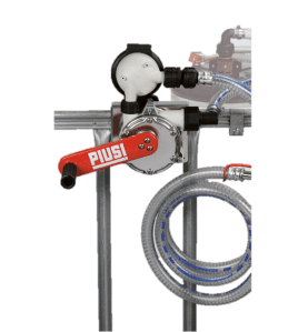 Piusi DEF Rotary Hand Pump Tote Kit with Filter