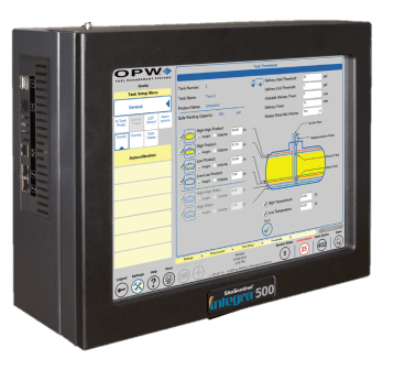 OPW SiteSentinel Integra 500 Console