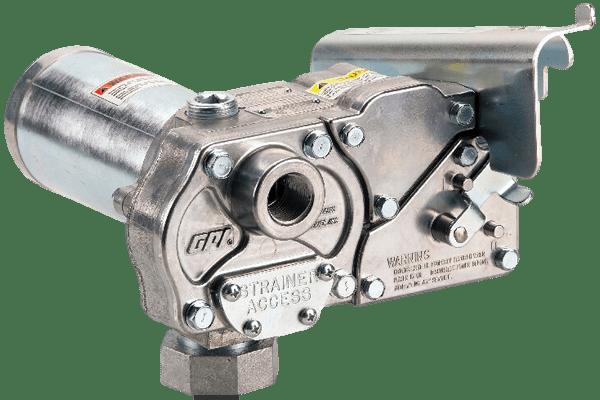 GPI M-1115S 115VAC Light Duty Methanol Gear Pump