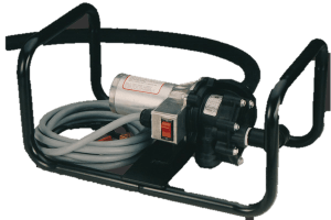 GPI 115VAC PA-200H-TAP Thick Chemicals Portable Transfer Pump