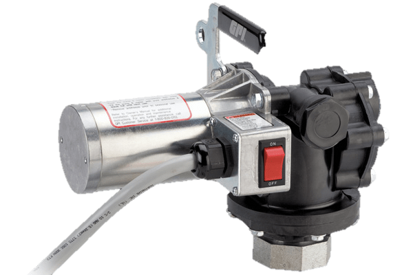 GPI 115VAC PA-120H-2UR Thin Chemicals Transfer Pump