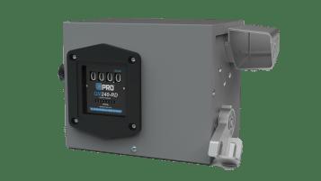 GPI QM240-RD Remote Dispenser