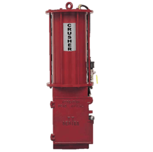 BJE TT-12 Pneumatic Oil Filter Crusher