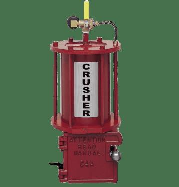 BJE C4 Oil Filter Crusher
