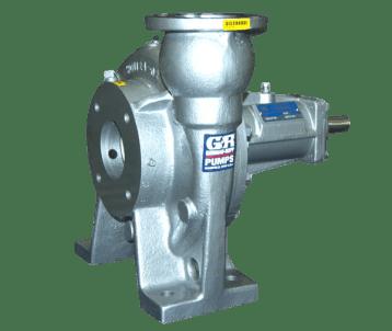 "Gorman-Rupp 62F31-B 3"" x 2"" Standard Centrifugal Pump"