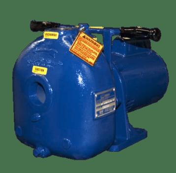 "Gorman-Rupp 81 1/2D3-E.50 1.5"" Self Priming Centrifugal Pump"