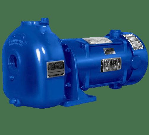 "Gorman-Rupp 81 1/2D3-E.75 1.5"" Self Priming Centrifugal Pump"
