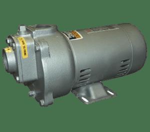 """Gorman-Rupp 81 1/4B3-E.33 3P 1.25"""" Self Priming Centrifugal Pump"""