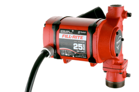 Fill Rite NX25-DDCNB-PX 12/24 VDC nextec Continuous Duty Pump Only