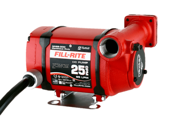 Fill Rite nextec Continuous Duty PUMP ONLY, FOOT MOUNT Duty