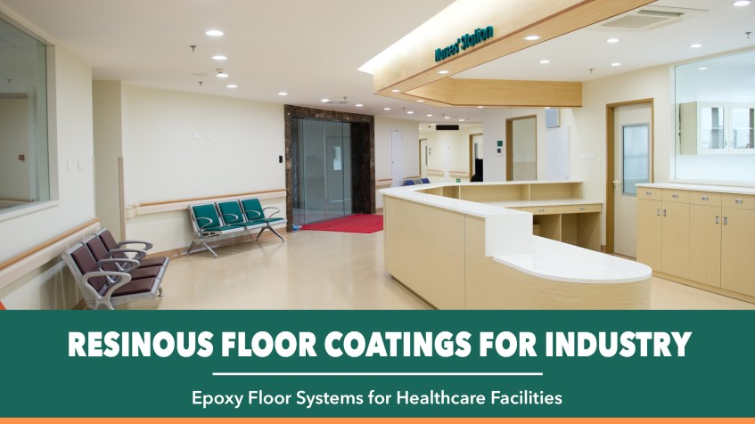 Epoxy Flooring for Healthcare