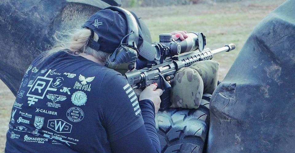 Absolute Zero Sniper Match AAR Sara Arrington