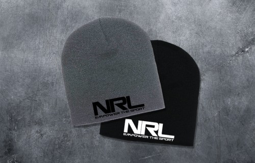 NRL 'Empower the Sport' Knit Beanie