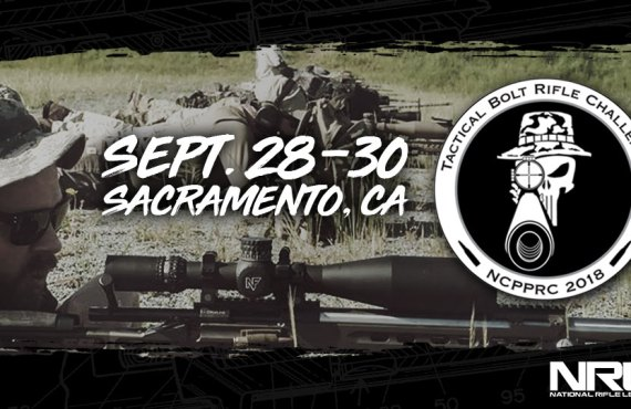 2018 Tactical Bolt Rifle Challenge