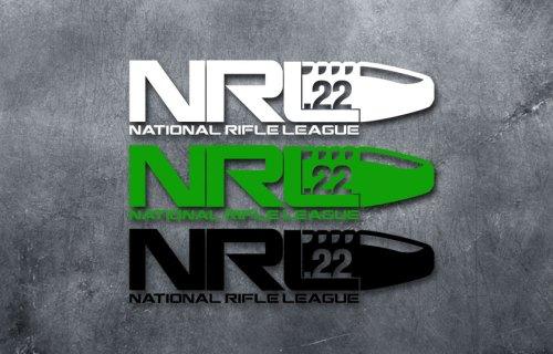 NRL22 Logo Die-Cut Stickers