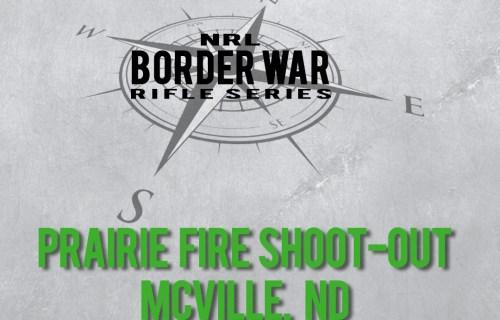 NRLBW Prairie Fire Shoot-Out (NC)