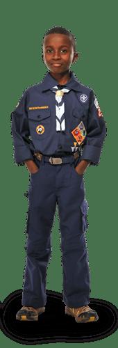 The Scout Uniform Som Scouts Association