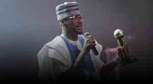 2Baba Idibia Receives Special Recognition Award At AFRIMMA 2019