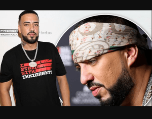 French Montana Reportedly Hospitalised For Cardiac Issues