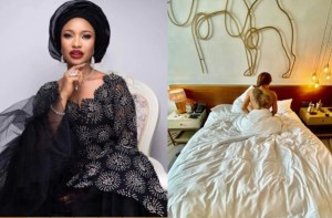 Tonto Dikeh Dishes Out Words Of Advice On Sex
