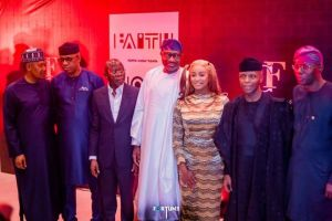 Femi Otedola Donates N5bn To Cuppy Foundation (Photos)