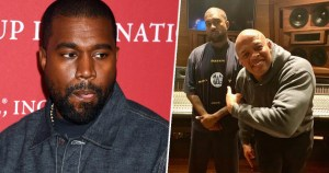 Kanye West Is Working With Dr. Dre To Produce 'Jesus Is King Part II'