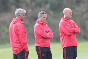 Three Former Manchester United Staff Join Mourinho At Tottenham
